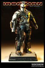 Sideshow Iron Man Mark 1 Exclusive Statue NIB Never Displayed Spiderman VHTF!!