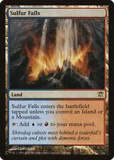 1x Sulfur Falls No248 ISD Innistrad Magic MTG English UM/Unplayed Rare R Card x1