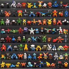 144pcs Pokemon Monster Collectible Action Figures Doll Set Kids Toy Xmas Gifts