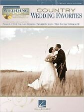 Sheet Music Lot 6192 Country Wedding Favorites & 6 Single Country Titles
