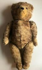 Riesiger Teddy -  (Steiff ? ) - Original ca 30er Jahre -  Höhe ca 55  cm