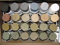 Peinture en bombe / spray, couleur : feldgrau mat ww2 Allemand aérosol