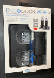 DreamGear Dual Charging Dock for Wii Remotes NEW