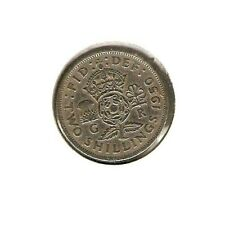 1950 Great Britain Coin Florin - Two Shillings - King George Vi - Uk - Gb