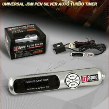 Universal D1 Spec Silver JDM Pen Size Auto Turbo Cooldown Timer Controller
