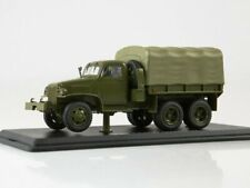 GMC CCKW SWB 352 onboard, collection model cars 1/43