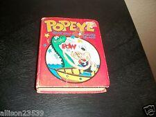 POPEYE BOOK 1967 GHOST SHIP TO TREASURE ISLAND