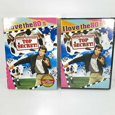 Top Secret DVD  I Love the 80'S Edition - New/Sealed