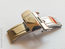 New solid steel clasp for Watchband for Tissot 18 mm