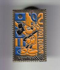 RARE PINS PIN'S .. DISNEY ANCIEN VINTAGE MICKEY MOUSE VENILIA WORLD TOUR 92 ~17