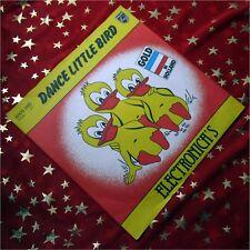 ELECTRONICA´ S - Dance little Bird * KULT 1980 * TOP SINGLE (M-:))