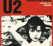 U2 Sunday bloody Sunday (#island664971) [Maxi-CD]