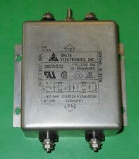 Delta Electronics, Inc. - Model #20DRGS5 - EMI Filter