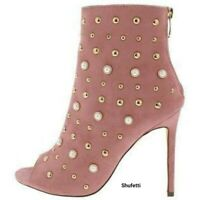 Shufetti Bianca Bootie Ankle Boots