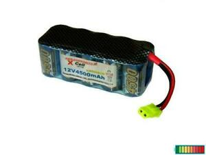 Hochstrom Wedico Akku XCell SCR 12V4500 mAh /mehrere Optionen...