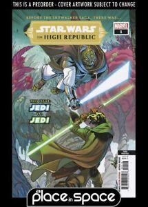 (WK06) STAR WARS: THE HIGH REPUBLIC #1 - 3RD PRINTING - PREORDER FEB 10TH