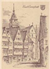 Bad Cannstatt von Ludwig Schäfer-Grohe ngl 74.260