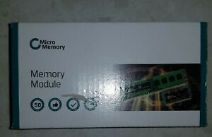 Micro Memory 2GB DDR3 1333MHz SO-DIMM Memory Module for APPLE - MMA2802/2048