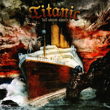 Titanic - Full Steam Ahead CD 2007 Retroactive Records [RAR7818] ** NEW **