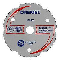 Dremel Dsm500 Mehrzweck-karbidtrennscheibe für Dsm20