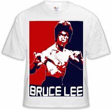 Bruce Lee Americana Shirt. Kung Fu Jeet Kune Do BJJ Brandon Dragon MMA Asian UFC