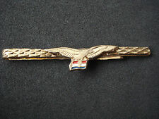 Croatia army, early Airforce tie bar; wings, military