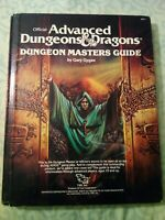 Dungeons and Dragons 1st edition Dungeon Masters Guide Good Condition  8th Print