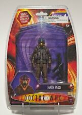 Doctor Who Action Figure - Hath Peck w/Blaster Rifle (Series 4-Wave 3)