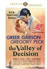 The Valley of Decision NEW DVD