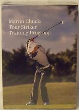 Martin Chuck Tour Striker Program---NEW, FACTORY SEALED!!