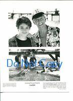 35m-13399 Elijah Wood on set film Forever Young 35m-13399