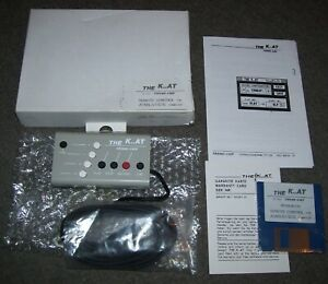 NEW Atari 520 1040 ST STE Computer The K..AT Friend Chip Remote Midi Controller