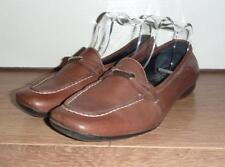 Russell & Bromley Patternless 100% Leather Flats for Women