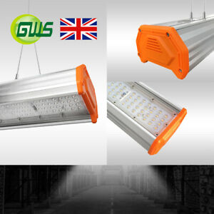 LED Linear High Bay Lights 150W 200W 250W For Warehouse Factory Car Park Garage