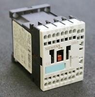 SIEMENS SIRIUS 10E Schütz 3RT1016-2BB41 Spulenspannung 24VDC - unbenutzt