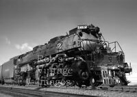 Union Pacific Photo BIG Boy Steam Locomotive 4014 Railroad photo C UP train