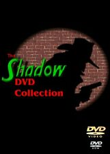 THE SHADOW  DVD COLLECTION  4 Films and 217 original radio shows