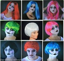 Blue Classic Cap Wigs & Hairpieces