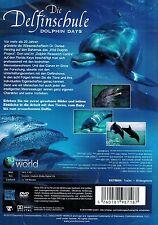 DOPPEL-DVD NEU/OVP - Die Delfinschule (Dolphin Days) - Discovery World