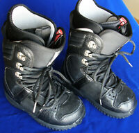 Size 7 Burton Snowboarding Boots Mens Freestyle Snow EUR 40 Leather Snowboard