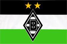 Hissflagge Fahne Borussia Mönchengladbach Logo Flagge - 150 x 250 cm