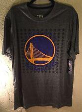 Nwt Golden State Warriors T Shirt Dri Fit Vtm0285fgwsc Men's Multicolor Sz Large