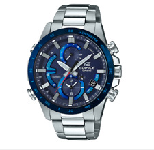 CASIO EDIFICE EQB-900DB-2A Mobile Link Solar Original Package Ready to Ship @