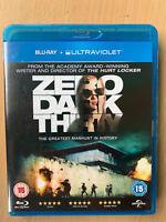 Zero Scuro Thirty 2012 Caccia per Bin Laden Thriller UK Blu-Ray