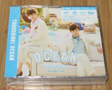 TVXQ TOHOSHINKI DONG BANG SHIN KI OCEAN K-POP CD + DVD VERSION SEALED