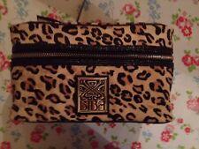 NEW GORGEOUS⭐️BIBA⭐️Animal Print VANITY CASE BAG PURSE⭐️    LAST ONE!!!!