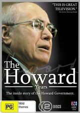 The Howard Years (DVD, 2009, 2-Disc Set)