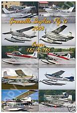 Cessna 182 & 185 Aircraft Greenville Seaplane Fly In