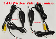 Video Inalámbrico Transmisor Receptor Para Una Cámara De Reversa
