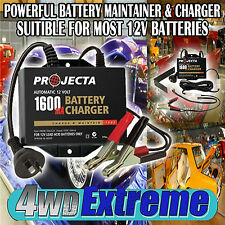 SHOW CAR CHARGE & MAINTAIN BATTERY TRICKLE CHARGER 12V 12 MAINTENANCE AC250B CAR